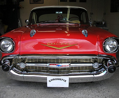 Motor Car Restoration